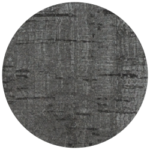 Cover Material Cork Grain Charcoal