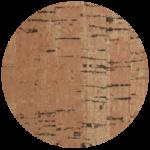 Cover Material Cork Grain Natural