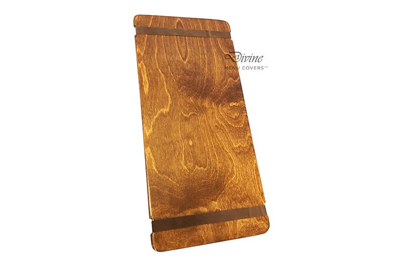 Genuine Wood Menu