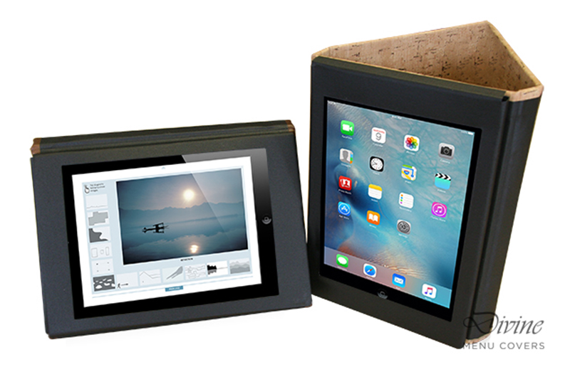 Ipad and Tablet Menu