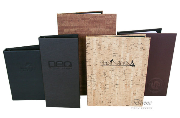 Ring Binder Menu