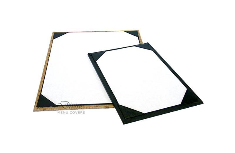 Triangular Corner Menu