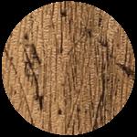 Cover Material Wood Grain Caramel
