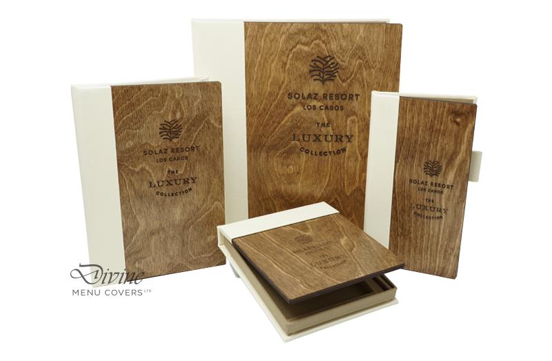 Genuine Wood In Room Set